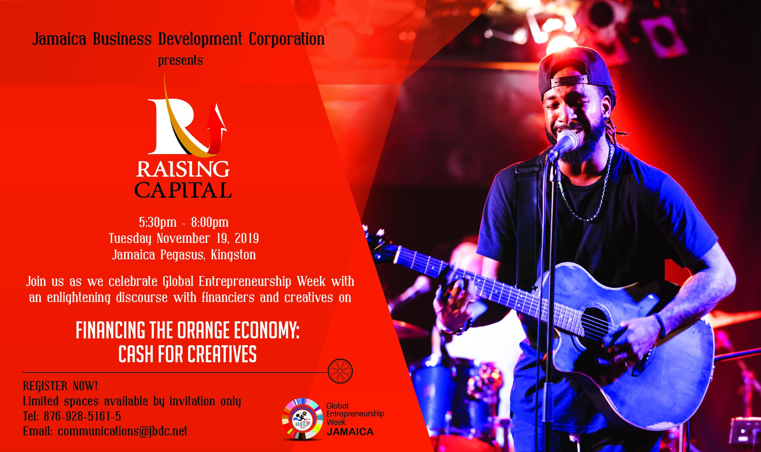 Rasing Capital invite