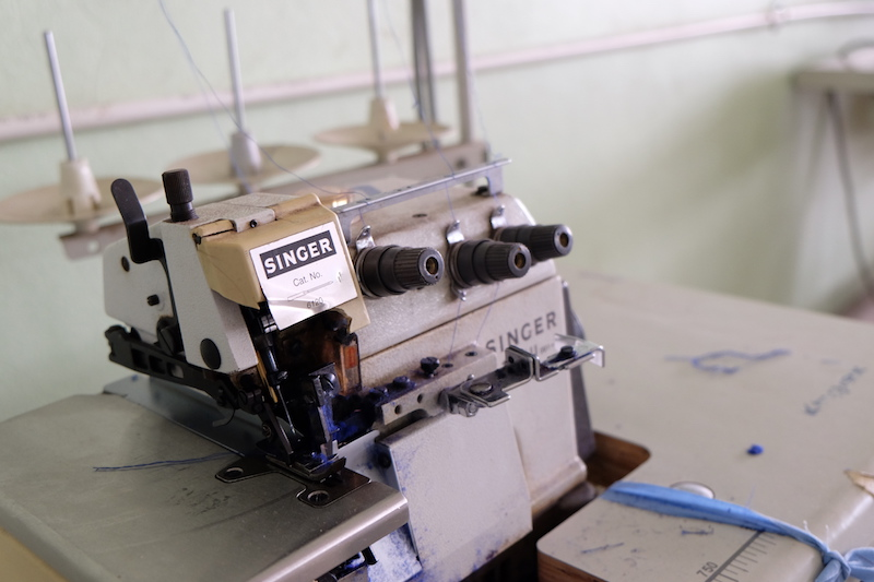 irc fashion sewingmachine
